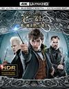 ファンタスティック・ビーストと黒い魔法使いの誕生 4K ULTRA HD&エクステンデッド版ブルーレイセット〈初回仕様・3枚組〉 [Ultra HD Blu-ray] [2019/04/24発売]