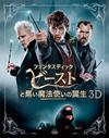 ファンタスティック・ビーストと黒い魔法使いの誕生 3D&2Dエクステンデッド版ブルーレイセット〈初回仕様・3枚組〉 [Blu-ray] [2019/04/24発売]