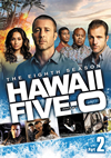Hawaii Five-O シーズン8 DVD-BOX Part2〈6枚組〉 [DVD]