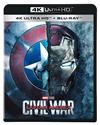 シビル・ウォー/キャプテン・アメリカ 4K UHD〈2枚組〉 [Ultra HD Blu-ray]