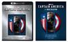 キャプテン・アメリカ:4K UHD 3ムービー・コレクション〈数量限定・6枚組〉 [Ultra HD Blu-ray]