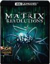 マトリックス レボリューションズ 日本語吹替音声追加収録版 4K ULTRA HD&HDデジタル・リマスター ブルーレイ〈3枚組〉 [Ultra HD Blu-ray]