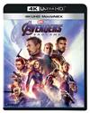 アベンジャーズ エンドゲーム 4K UHD MovieNEX〈初回のみ特典Blu-ray付き・4枚組〉 [Ultra HD Blu-ray]
