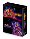 アベンジャーズ エンドゲーム&インフィニティ・ウォー MovieNEXセット〈数量限定・5枚組〉 [Blu-ray]