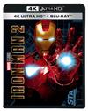 アイアンマン2 4K UHD〈2枚組〉 [Ultra HD Blu-ray]