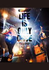 """the pillows / LIFE IS ONLY ONCE 2019.3.17 at Zepp Tokyo""""REBROADCAST TOUR"""" [DVD]"""