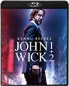 ジョン・ウィック 1+2 Blu-rayスペシャル・コレクション〈初回生産限定・2枚組〉 [Blu-ray]