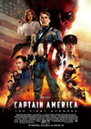 キャプテン・アメリカ/ザ・ファースト・アベンジャー MCU ART COLLECTION〈数量限定〉 [Blu-ray]