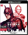 バットマン&ロビン Mr.フリーズの逆襲! 4K ULTRA HD&HDデジタル・リマスター ブルーレイ〈2枚組〉 [Ultra HD Blu-ray]