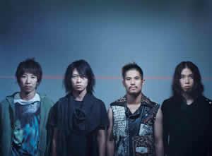 THE BACK HORN、ニュー・シングルは『機動戦士ガンダム00(ダブルオー)』主題歌!