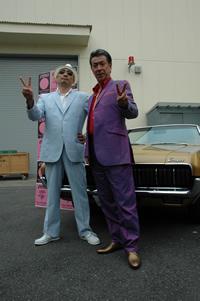 絶倫タッグ夢の共演! クレイジーケンバンドのPVに高田純次が出演
