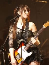 ギターとリアディゾン