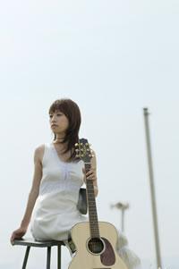 NHK朝ドラ『だんだん』出演、六子(ろこ)がCDリリース!