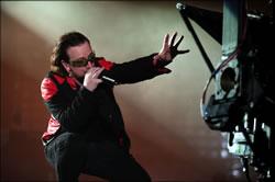 "U2のライヴを""3D""で楽しむ! 映画『U23D』が公開決定"