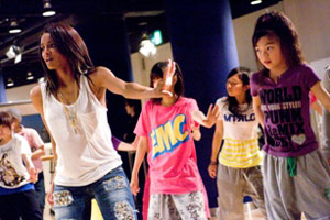 シアラ、スペシャル・ダンス・ワークショップを開催!