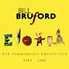 ビル・ブラッフォード主宰レーベルのベスト・コレクション・アルバムが2枚同時リリース