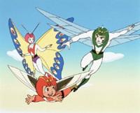 手塚治虫原作のアニメ『ミクロイドS』が初DVD化