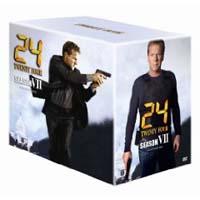 『24-TWENTY FOUR-』のシーズンVII、DVD-BOXは12月発売!