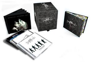 ジェネシス、ライヴ・アーカイブ・ボックスをリリース!初出音源や5.1chDVDもあり