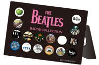 ザ・ビートルズのリマスター盤、HMV特典は国内初となる非売品のカンバッジ・コレクション!