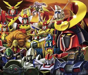 ロボットアニメ大鑑!「イデオン」「ダグラム」「鉄人28号」「J9シリーズ」など歴代主題歌が集結