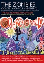 ゾンビーズの名作『オデッセイ・アンド・オラクル』、40周年記念ライヴがDVD化