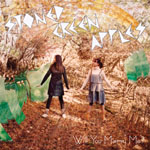 ゆら帝・坂本のリミックスも収録。さらなるクリエイティヴィティが発揮されたStoned Green Applesの2ndミニ・アルバム