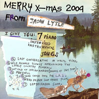 元グランダディのジェイソン・ライトルが全曲無料のクリスマス・アルバムを発表