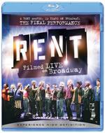 """大ヒット・ミュージカル『RENT』の""""ファイナル・パフォーマンス""""を収録したDVD&Blu-rayが登場"""