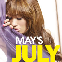 MAY'Sの名曲「JULY」が期間限定配信中!