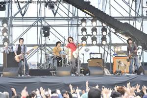 monobright、〈SWEET LOVE SHOWER 2009〉で衝撃ライヴ!