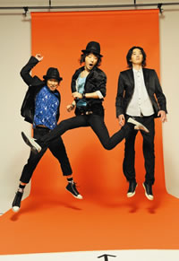 TRICERATOPS、約1年ぶりのニュー・シングルを発表!
