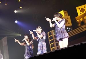 Perfume 〈直角二等辺三角形TOUR〉 ファイナルをレポート!