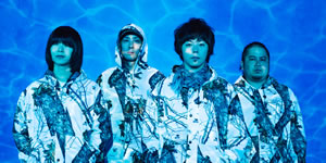 sleepy.ab、2年半ぶりのオリジナル・アルバム『paratroop』を発表!