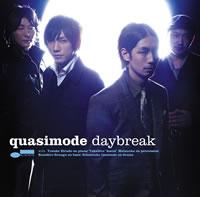quasimode、ニュー・アルバム『daybreak』の詳細が決定!