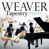 WEAVER、『Tapestry』がオリコンウィークリーチャートでトップ20入り!