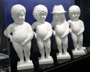 flumpool、世界に1つだけの特大人形が当たるキャンペーンを実施!