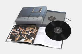 サー・サイモン・ラトル指揮ベルリン・フィル『ベートーヴェン: 交響曲全集』10枚組 LPで発売