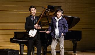 上妻宏光 × 佐藤竹善が2度目のツアーを開催 会場限定CDも発売