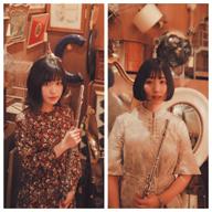 フルーティストの深澤美香と藤原 雪、2本のフルートによるライヴ開催