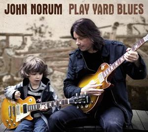 ヨーロッパのジョン・ノーラム、5年ぶりのソロ作をリリース!