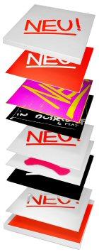 Neu! Very Limited Vinyl Box Set