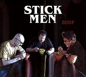 トニー・レヴィンの新バンド スティック・メンがデビュー作を発表!6月には来日公演も