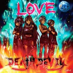 『けいおん!!』 さわちゃん先生の伝説のバンド、DEATH DEVILの「LOVE」がシングル・リリース
