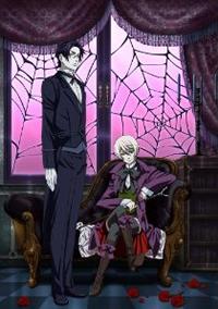 人気アニメの新シリーズ 『黒執事II』がDVD化!キャラソン10枚の発売も決定