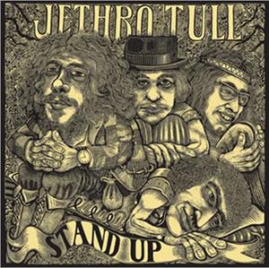 ジェスロ・タル初期の名作『スタンド・アップ』が2CD+DVDのコレクターズ・エディション化