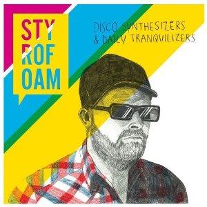 セックス・ピストルズやディーヴォらも参加、Styrofoamの新作!新曲の無料DL配信もあり