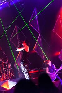 Angelo、ツアー・ファイナル@渋谷C.C.Lemonホールは超満員!