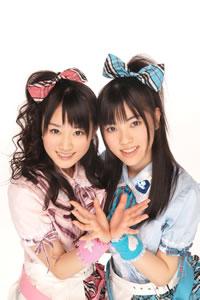 """「初音ミク〜Project DIVA」のモーションアクターを担当した小倉唯のユニット""""ゆいかおり""""、ついにメジャー・デビュー!"""