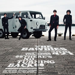 THE BAWDIES、メジャー2ndアルバム『THERE'S NO TURNING BACK』発売決定!